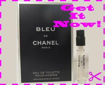 Bleu de Chanel Free Sample