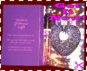 Free Sample of Vera Wang Princess Night Perfume