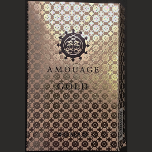 Picture of Amouage Gold Woman EDP Free Sample