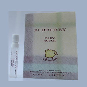Picture of Burberry Baby Touch EDT Free Sample