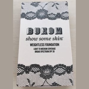Picture of Buxom Show Some Skin Weightless Foundation Free Sample