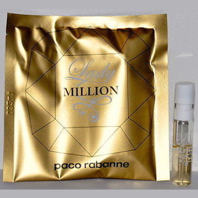 Picture of Paco Rabanne Lady Million EDP Free Sample