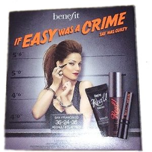 Picture of Benefit If Easy Was A Crime Sample Set