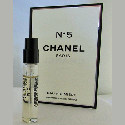 Picture of Chanel No 5 Eau Premiere Perfume EDP Free Sample