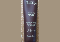 Picture of Juara Radiance Enzyme Scrub Deluxe Free Sample