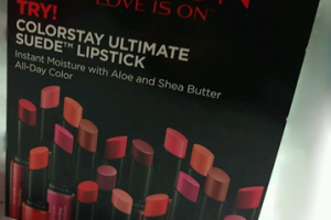 Picture of Revlon Colorstay Ultimate Suede Lipstick Deluxe Free Sample