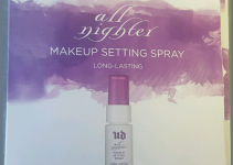 Picture of Urban Decay All Nighter Makeup Setting Spray Sample