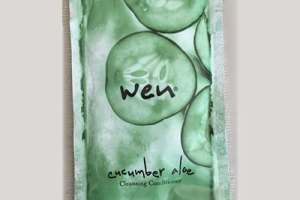 Picture of Wen Cucumber Aloe Cleansing Conditioner Free Sample