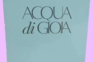 Picture of Giorgio Armani Acqua di Gioia EDP Free Sample