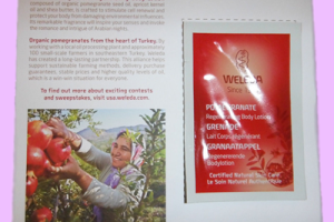 Picture of Weleda Pomegranate Regenerating Body Lotion Free Sample