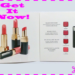 Chanel Le Rouge Lipstick Set Free Sample